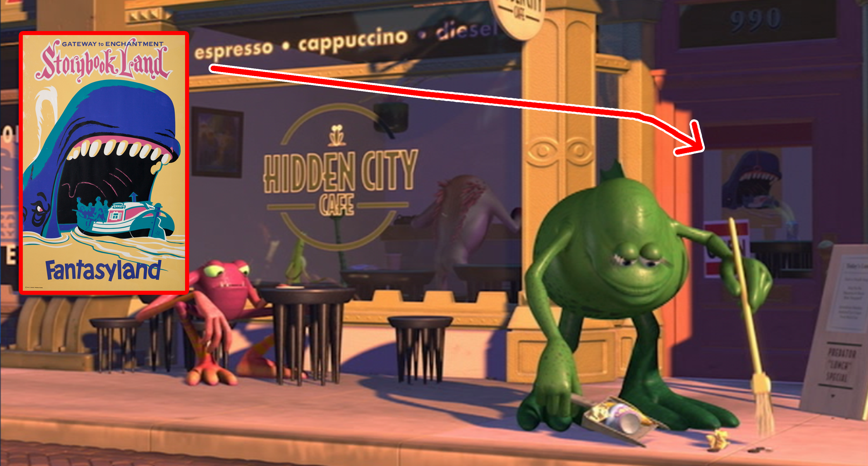 Tony Monsters Inc Related Keywords & Suggestions - Tony