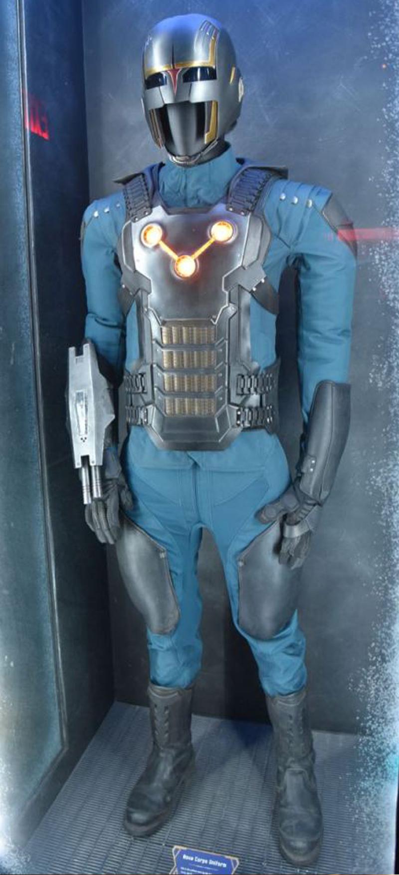 Nova Helmet Guardians Of The Galaxy