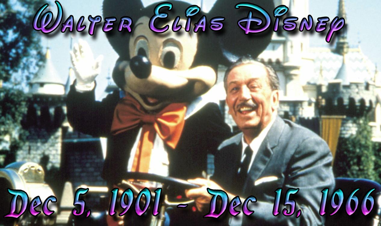 The Last Moments Surrounding Walt Disney S Death